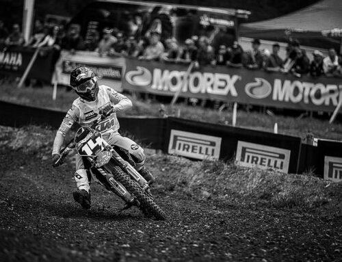 Rücktritt vom Profi-Motocross Sport